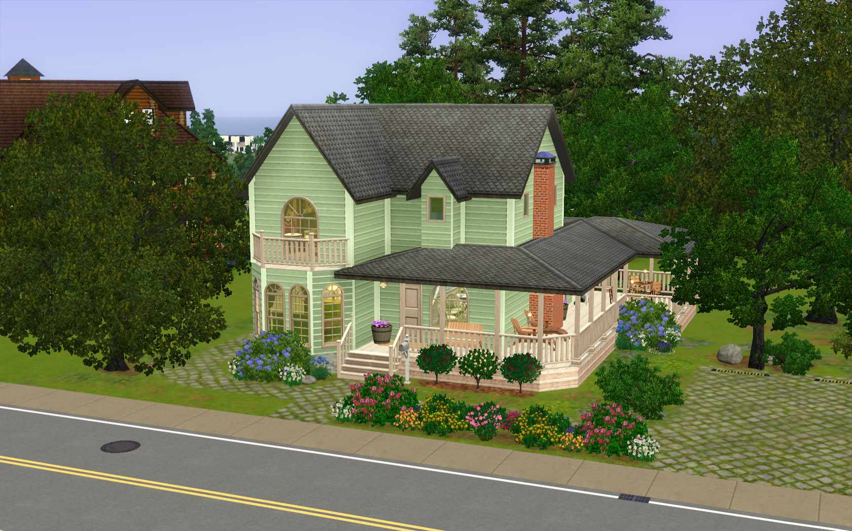 Awesome sims 3 ideas for houses pictures house plans 61961 for Best house designs sims 3